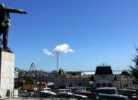 Памятник Ленину во Владивостоке решено продать