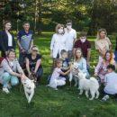 Пять щенков породы акита-ину губернатор Приморья передал в новые семьи