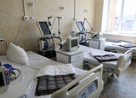 Еще три жителя Приморья стали жертвами COVID-19