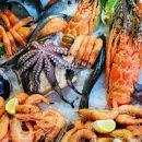 Власти Китая: COVID-19 обнаружен на морепродуктах из России