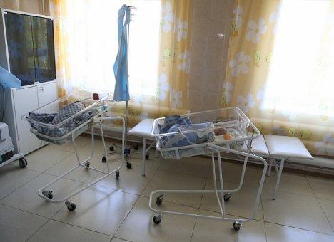 16 женщин с подтвержденным диагнозом COVID-19 стали мамами в Приморье