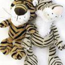 13 плюшевых тигрят запрятаны по всему Владивостоку