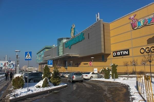 Заказать торговое место ТЦ «Спутник»