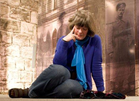 Биргитта Ингемансон: История не может исчезнуть, как бы яростно ее ни уничтожали