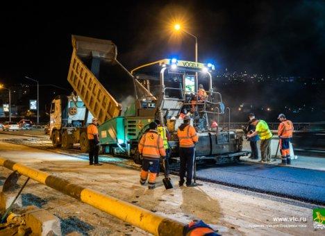 Пробка в город: Во Владивостоке на Некрасовском путепроводе начинаются новые работы