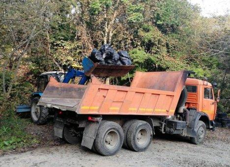 135 несанкционированных свалок ликвидировано во Владивостоке
