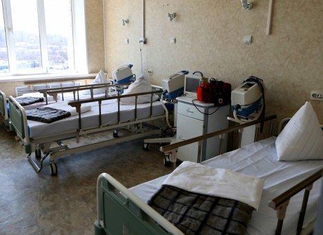 COVID-19: 90 процентов коек для больных коронавирусом заполнены в Приморье