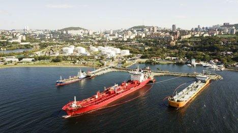 Вопреки кризису: ННК модернизирует объекты Владивостокской нефтебазы