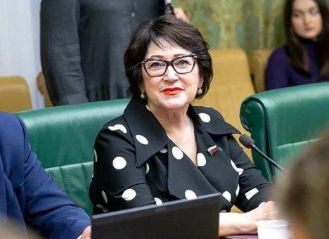 Во власти нужны лоббисты от территорий- сенатор Людмила Талабаева