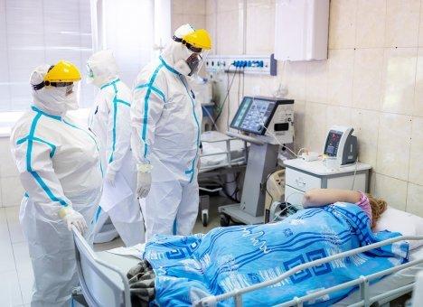 COVID-19: Рекорд по числу заболевших за сутки зафиксирован в Приморье