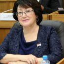 Во власти нужны лоббисты от территорий - сенатор Людмила Талабаева
