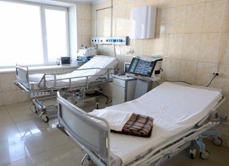 Провизорный госпиталь во Владивостоке увеличил количество COVID-коек