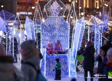 Мэр Владивостока решил уделить встрече Нового года особое внимание
