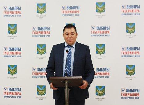 Борис Ступницкий: Приморье — жемчужина России