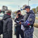 Соблюдение масочного режима проверяют во Владивостоке
