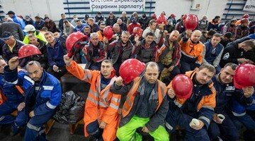Иностранцы будут получать 50% полугодовой чистой прибыли группы компании FESCO