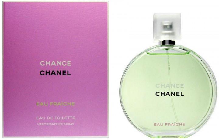 Chanel Chance Eau Fraiche – интригующий аромат для женщин