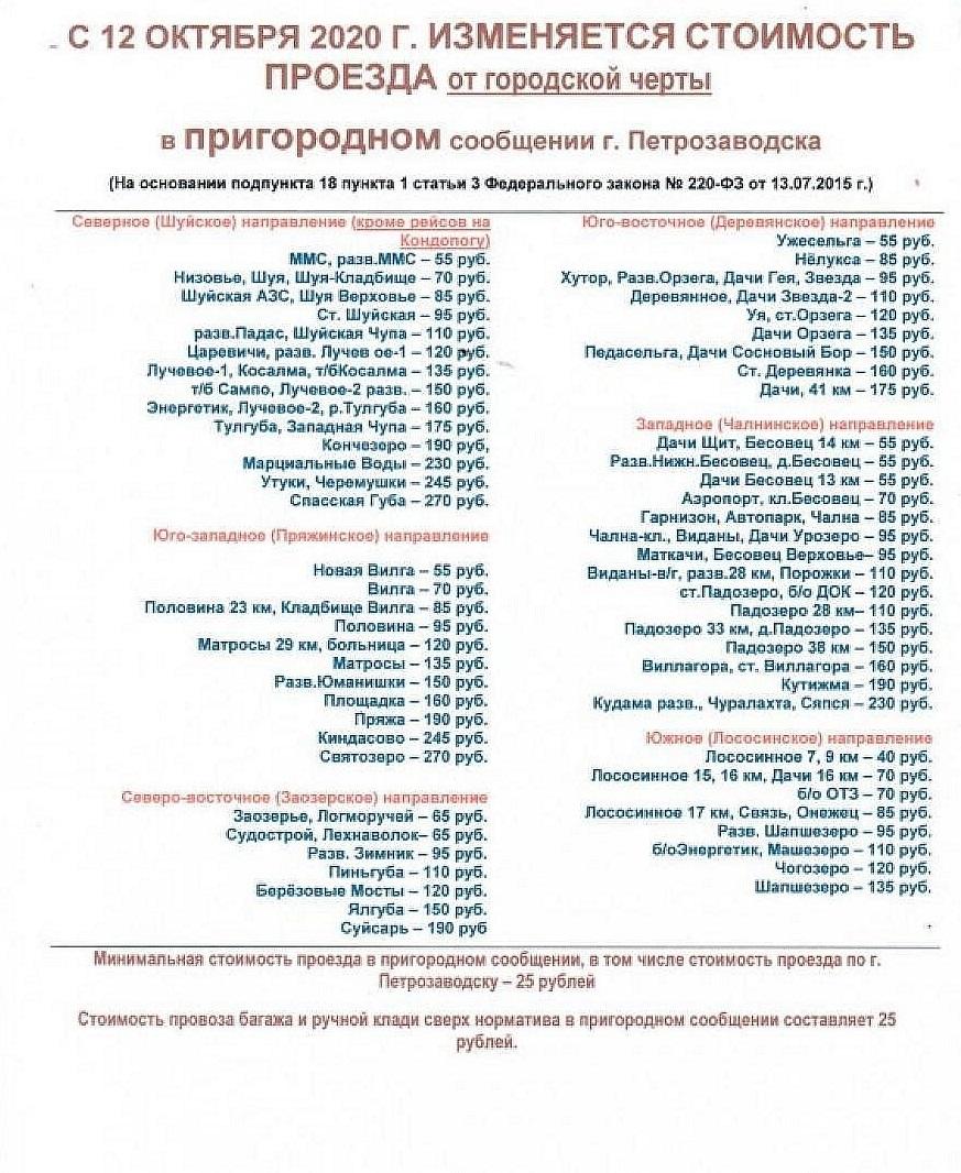 Изменение цен на проезд в пригородных автобусах. Фото: автовокзал Петрозаводска