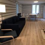 """Внутреннее помещение оформлено в лаконичном скандинавском стиле. Фото: заповедник """"Костомукшский"""""""