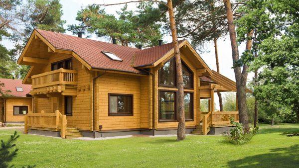 Строительство деревянных домов в Воронеже под ключ