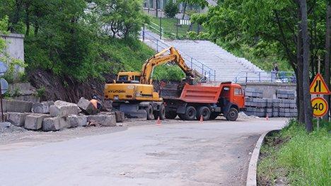 Дороги Владивостока: планы на 2021