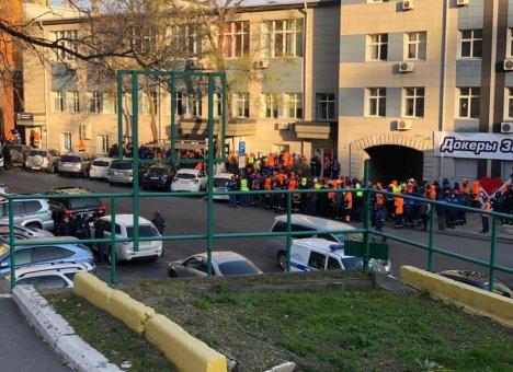 Портовики ВМТП обратились к Путину за поддержкой