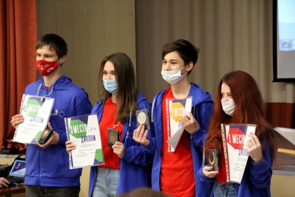победители в компетенции Лабораторный химический анализ