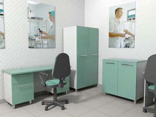 Медицинская мебель по доступной цене