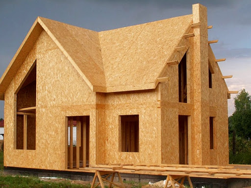 Дома из СИП панелей: преимущества