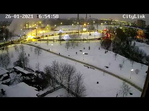 Реки кипятка льются по центру Петрозаводска из-за коммунальной аварии