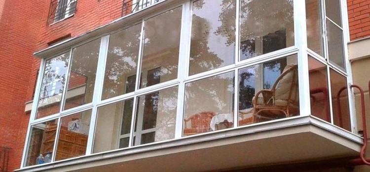 Застеклить балкон по лучшей цене
