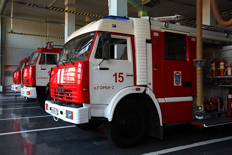 Виды и классификация пожарной техники