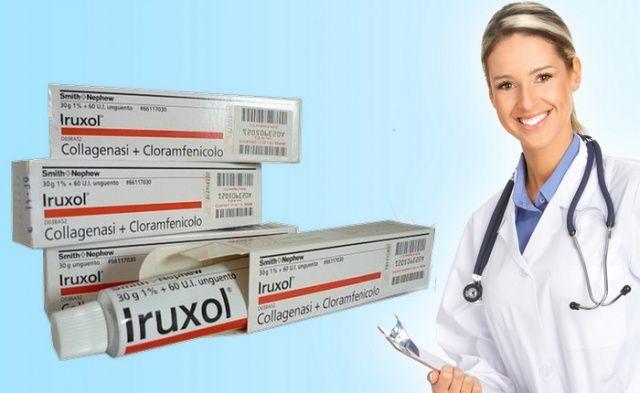 Ируксол как эффективный антибактериальный препарат и другие его качества!